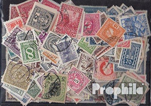 Prophila Collection Österreich 200 Verschiedene Marken vor 1938 (Briefmarken für Sammler)