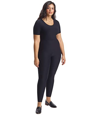 Commando Plus Size Classic Leggings with Perfect Control+ SLG01W (Black) Women