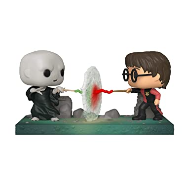 Funko Pop! Moment: Harry Potter - Harry VS Voldemort, Multicolor