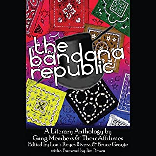 The Bandana Republic audiobook cover art