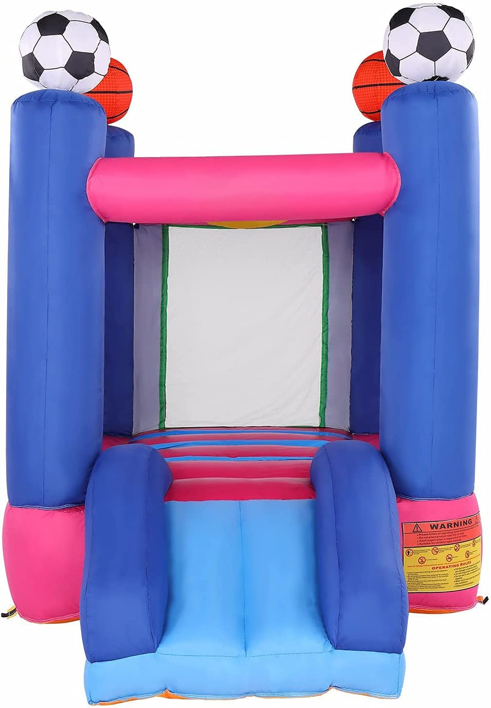 HDZW Blow-Up Jump Bouncy Soldering Castle Outdoor Inflatable B Children's New product