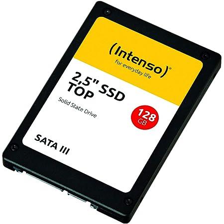 Intenso Interne Ssd Festplatte 128gb Top Performance Computer Zubehör