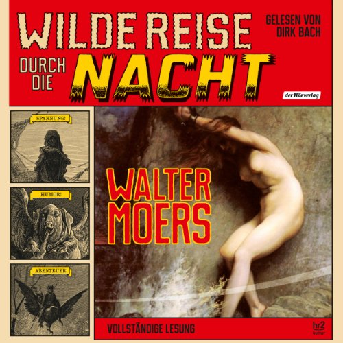 Wilde Reise durch die Nacht audiobook cover art