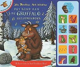 Het kind van de Gruffalo: geluidenboek