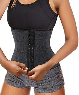 LANFEI Waist Trimmer Cincher Belt Shaper Weight Loss Trainer Body Shaper for Women