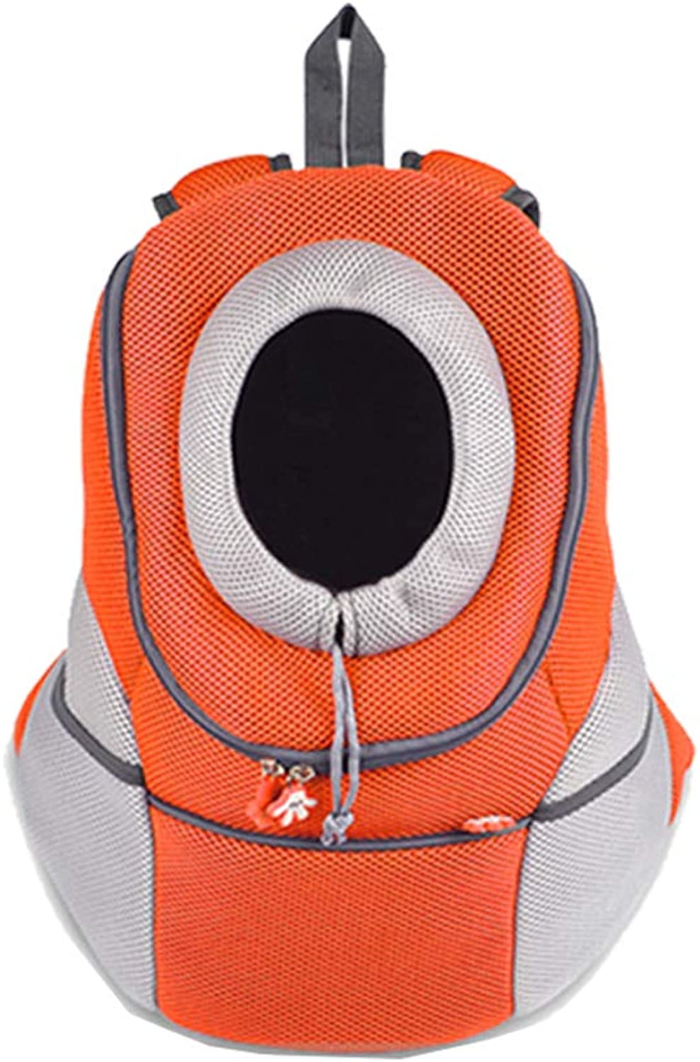 Aida Bz Pet Bag Cat Backpack Teddy Out Of The Cat Cage Dog Bag Cat Cat Bag Cat Portable Cage Bag Box Supplies,orange