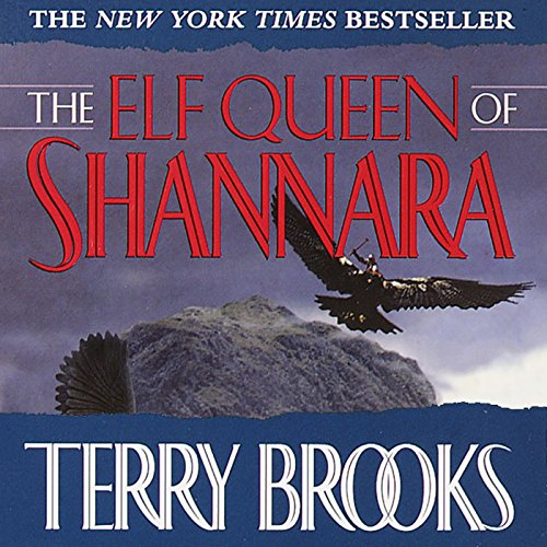 The Elf Queen of Shannara cover art