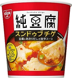 日清純豆腐スンドゥブチゲスープ17g×6個