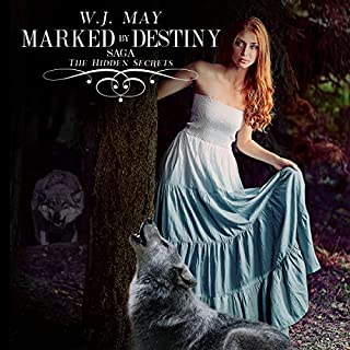Marked by Destiny audiobook cover art
