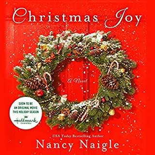 Christmas Joy audiobook cover art