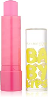 Myb Baby Lips Balm Pink P Size .15 O Maybelline Baby Lips Balm Pink Punch .15 Oz