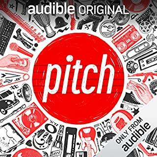 Pitch                   Written by:                                                                                                                                 Audible Original                           Length: 3 hrs and 43 mins     10 ratings     Overall 5.0