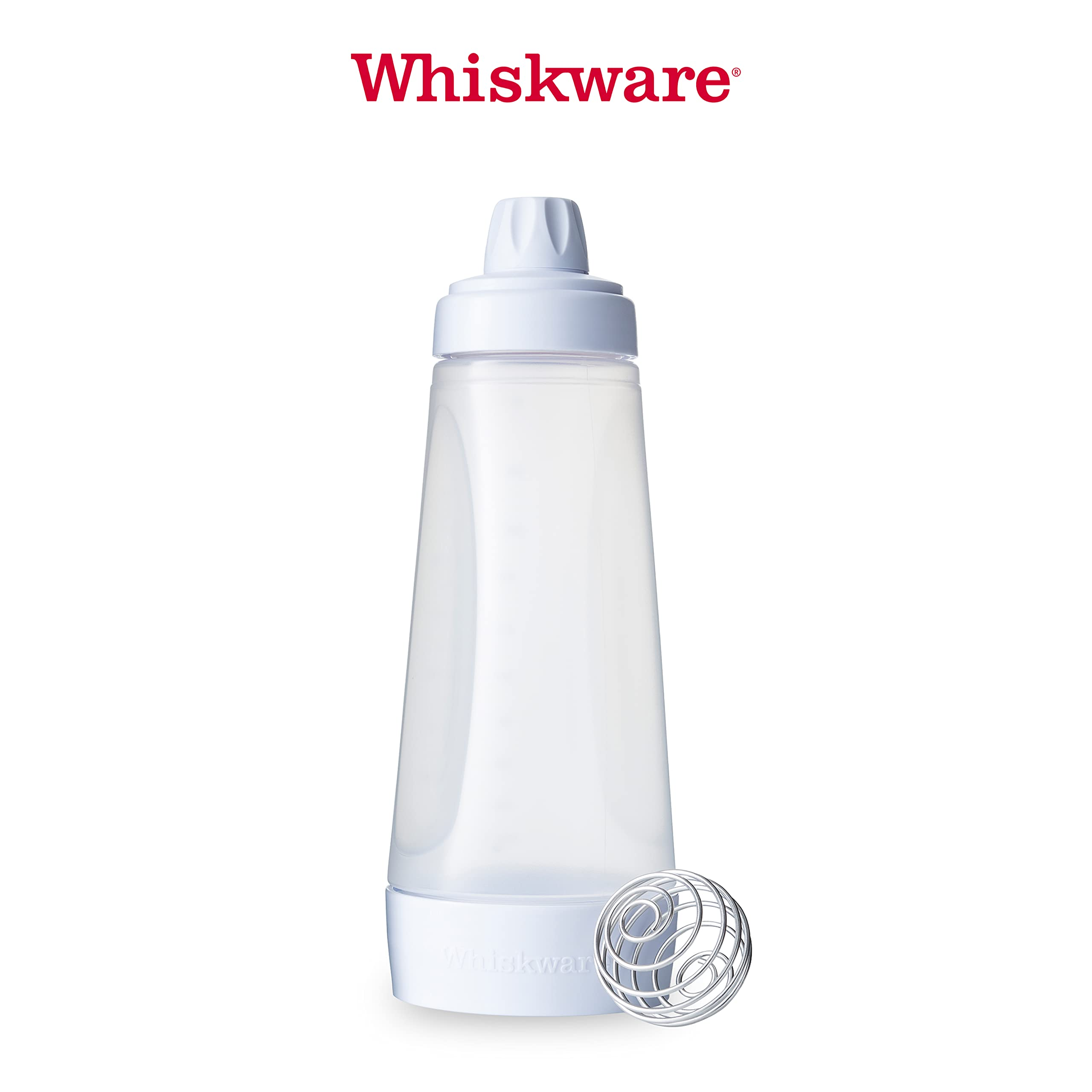 Details about  /Whiskware Pancake Batter Mixer with BlenderBall Wire Whisk
