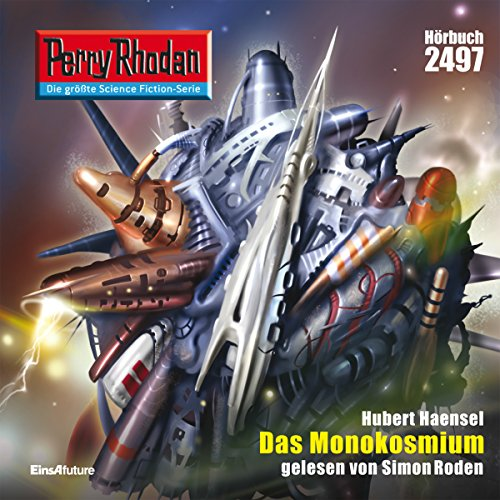 Das Monokosmium audiobook cover art