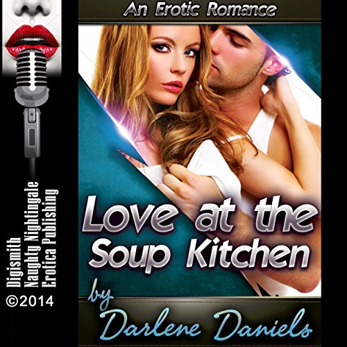 Love at the Soup Kitchen audiobook cover art