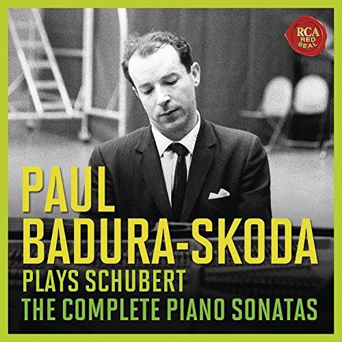 Paul Badura-Skoda Plays Schubert - Complete Piano Sonatas