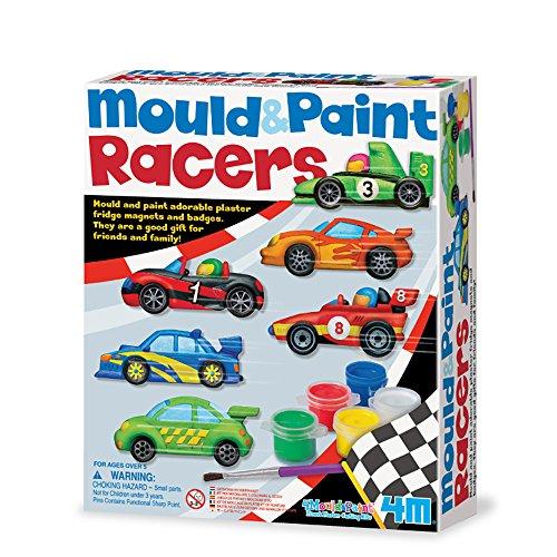 4M - Mold & Paint Racers (004M3544)