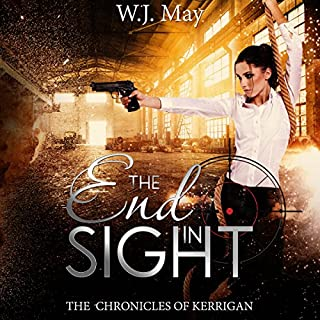 End in Sight audiobook cover art