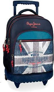 en soldes 9cf83 b3847 Amazon.fr : pepe jeans - Sacs scolaires, cartables et ...