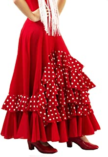 858f670cf Amazon.es: falda flamenco niña