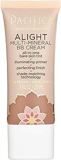 Pacifica Alight Multi-Mineral BB Cream - 3 Dark for Women 1 oz Makeup