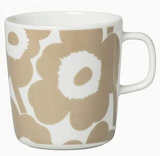marimekko UNIKKO 大きい 400mlビッグマグカップ /ブラック 99(001)【67719】 MUG (82)