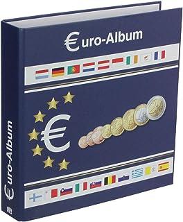 SAFE 5301 - Classeur Monnaie Euros de Tout Les Pais (Vide) - Album de pièces de Monnaie en Euro - classeur Pieces de Monna...