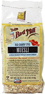 Bob's Red Mill - Muesli Old Country Syle - 18 oz (pack of 2)