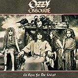 Ozzy Osbourne - Póster de pared con texto en inglés 'No Rest for the Wicked', tamaño A4
