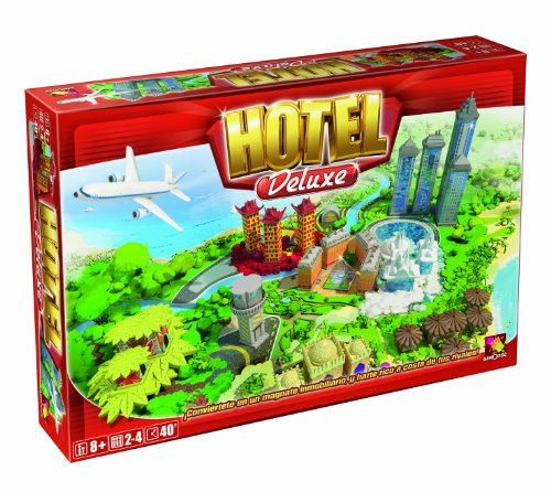 Asmodee- Hotel Deluxe -...