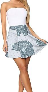 Bbhappiness Design Theme Summer Women's Shorts Skirt Brazilian Carnival Pattern