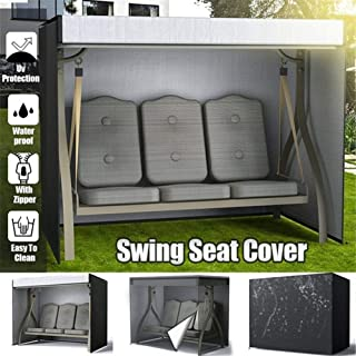 Best garden patio swing chair 3 seater Reviews