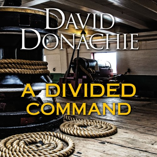 A Divided Command audiobook cover art