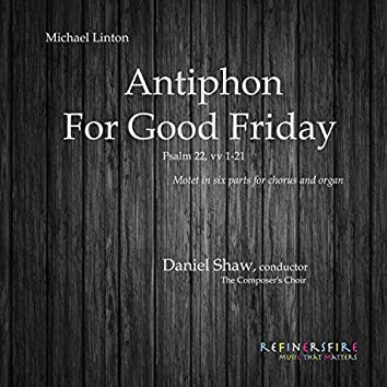 Linton: Antiphon for Good Friday