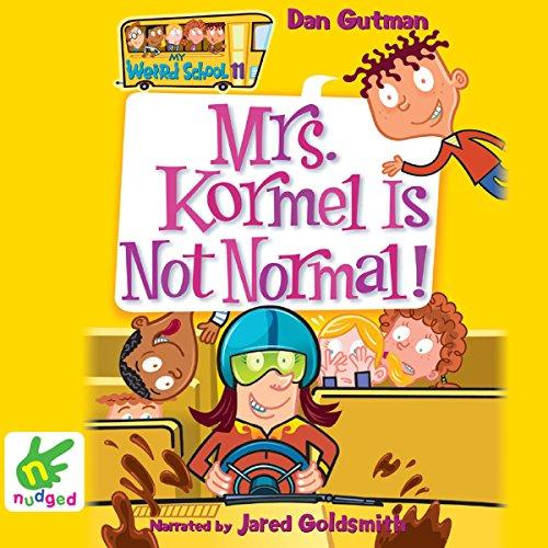 Mrs Kormel is Not Normal cover art