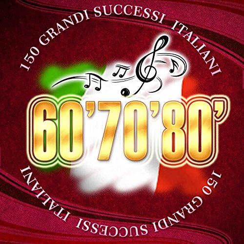 150 grandi successi italiani 60' 70' 80'