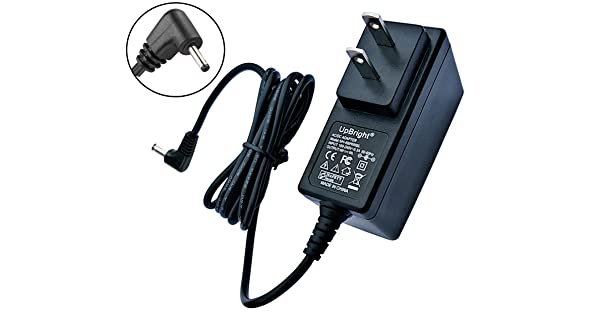 """2.5mm Replacement AC Home Wall Charger for RCA 7/"""" or 9/""""  Dual  CoreTablet"""