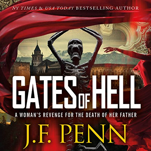Gates of Hell     An ARKANE Thriller, Book 6              By:                                                                                                                                 J. F. Penn                               Narrated by:                                                                                                                                 Veronica Giguere                      Length: 6 hrs and 2 mins     26 ratings     Overall 4.4