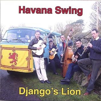 Django's Lion
