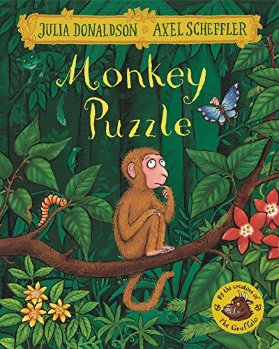 Compare Textbook Prices for Monkey Puzzle UK ed. Edition ISBN 9781509812493 by Donaldson, Julia