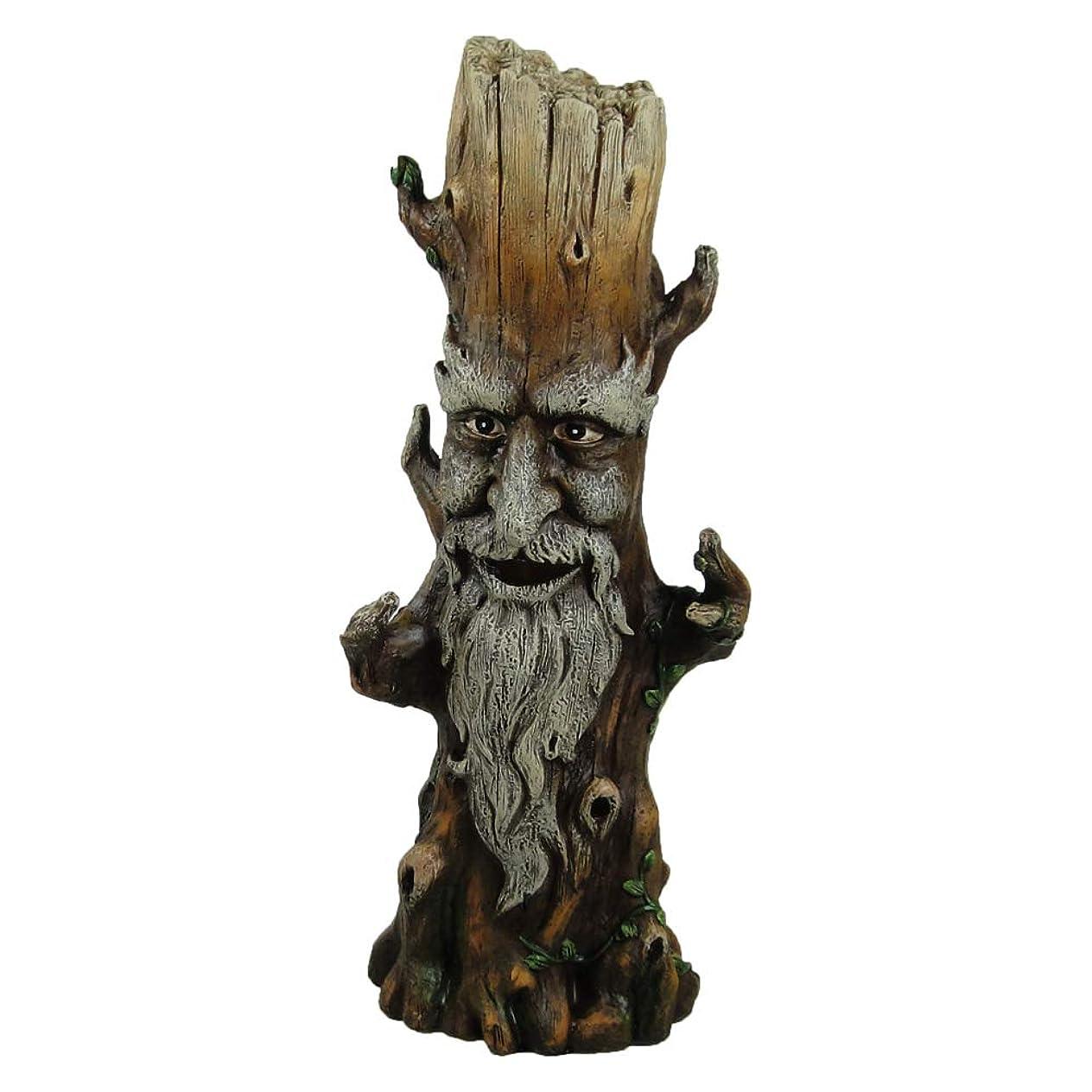 進化するに勝る批判Ent King Incense Holder 30cm
