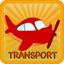 Cars, Trucks, Train and Other Vehicles - Puzzle for Kids , Memory Game and Coloring