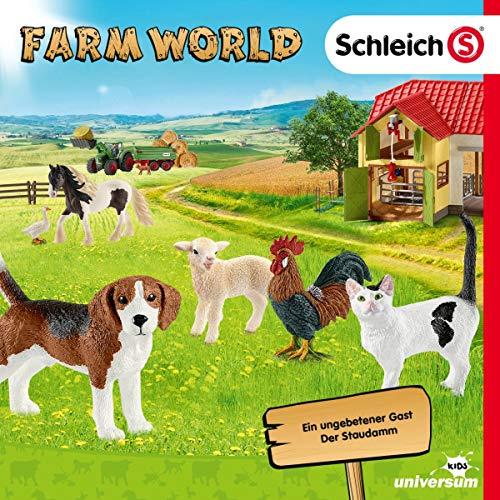 Ein ungebetener Gast / Der Staudamm     Schleich Farm World              Autor:                                                                                                                                 N.N.                               Sprecher:                                                                                                                                 Monty Arnold,                                                                                        Patrick Bach,                                                                                        Arlette Stanschus,                   und andere                 Spieldauer: 44 Min.     Noch nicht bewertet     Gesamt 0,0