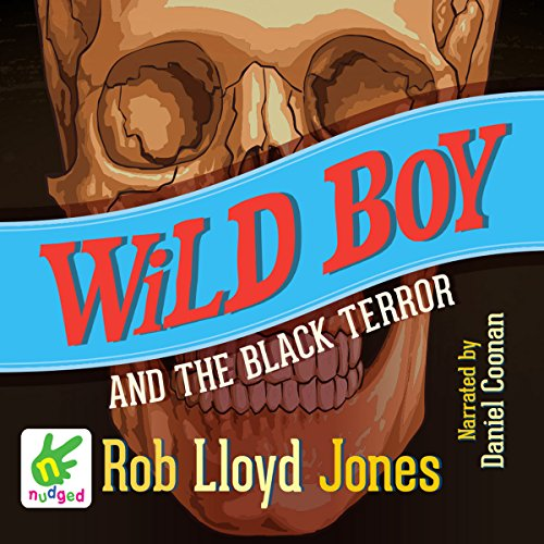 Wild Boy and the Black Terror cover art