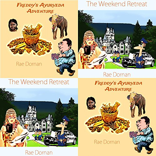 The Retreats: The Weekend Retreat + Freddy's Ayurveda Adventure Box Set audiobook cover art
