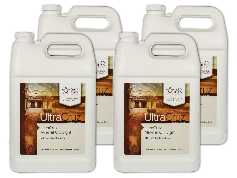 Bargain sale UltraCruz - sc-395544 Mineral Oil L Light Supplement for Horses Max 66% OFF