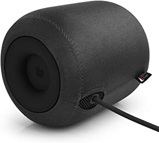KANEED HomePod WR3 Mini Home Outdoor Smart Bluetooth Speaker Bag Dust Protection Cover(Dark Gray) Storage Bag (Color : Dark Gray)