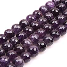 Best faceted amethyst beads Reviews