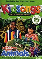 Let's Learn About Animals [DVD] [Import]