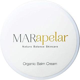 マールアペラル (MARapelar) オーガニックバームクリーム 大容量 50g / 約80日分